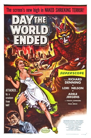 Day the World Ended - Movie Poster (thumbnail)
