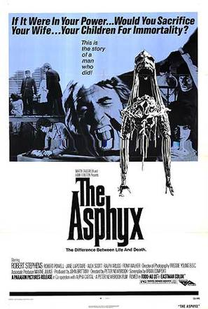 The Asphyx - Movie Poster (thumbnail)