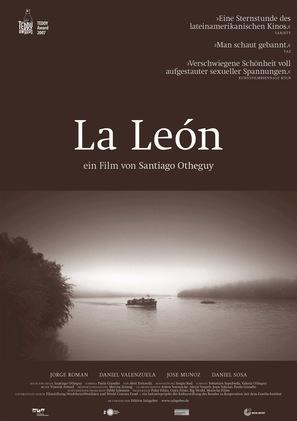 León, La - German Movie Poster (thumbnail)