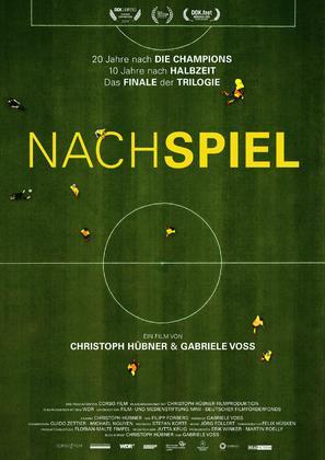 Nachspiel - German Movie Poster (thumbnail)