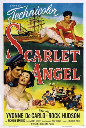Scarlet Angel - Movie Poster (thumbnail)