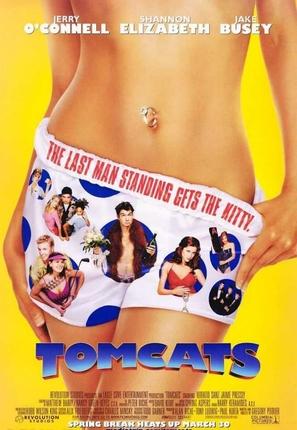 Tomcats - poster (thumbnail)