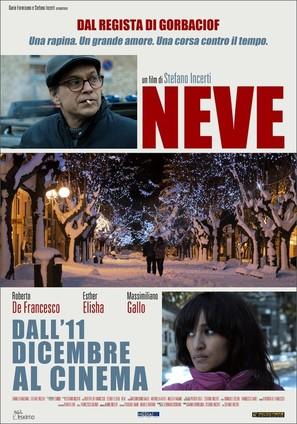 Neve - Italian Movie Poster (thumbnail)