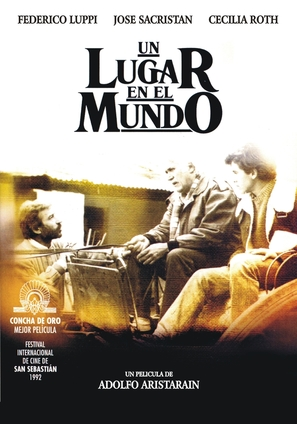 Un lugar en el mundo - Argentinian Movie Cover (thumbnail)