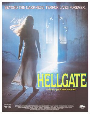 Hellgate - Movie Poster (thumbnail)