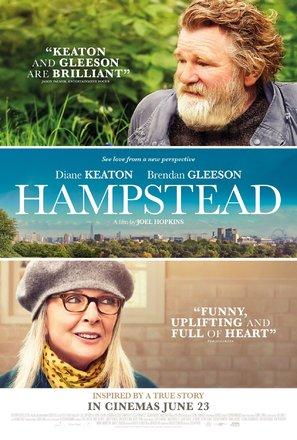 Hampstead - British Movie Poster (thumbnail)