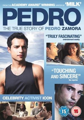 Pedro - British Movie Cover (thumbnail)
