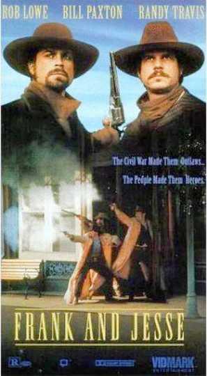 Frank & Jesse - Movie Cover (thumbnail)