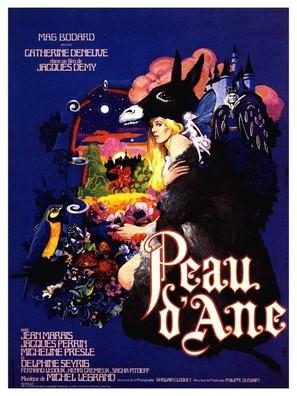 Peau d'âne - French Movie Poster (thumbnail)