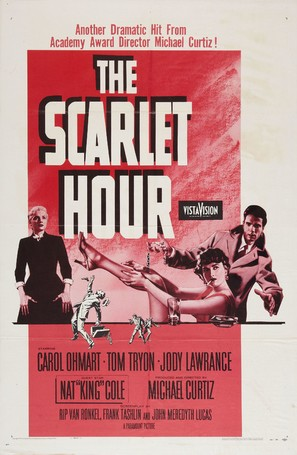The Scarlet Hour - Movie Poster (thumbnail)