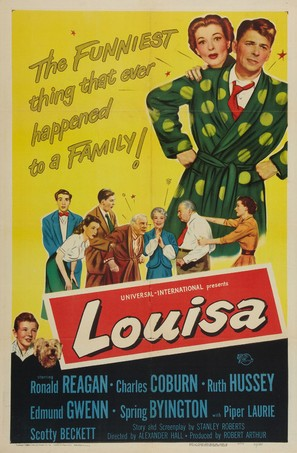 Louisa - Movie Poster (thumbnail)