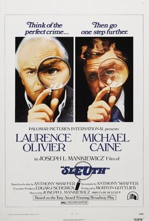 Sleuth - Movie Poster (thumbnail)