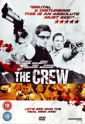 The Crew - British DVD cover (thumbnail)