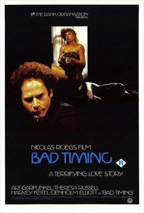 Bad Timing - Australian Movie Poster (thumbnail)