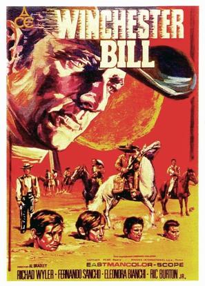 Voltati... ti uccido! - Spanish Movie Poster (thumbnail)