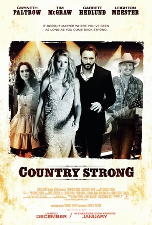 Country Strong - Movie Poster (thumbnail)