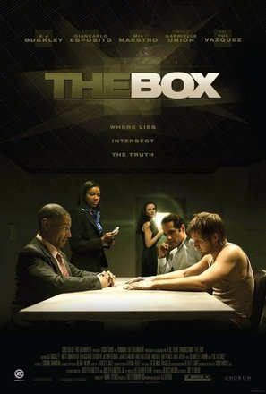 The Box - Movie Poster (thumbnail)