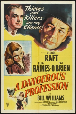 A Dangerous Profession - Movie Poster (thumbnail)