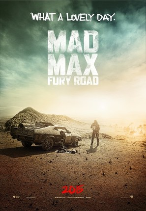 Mad Max: Fury Road - Movie Poster (thumbnail)