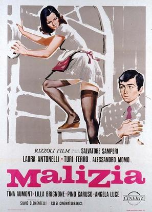 Malizia - Italian Movie Poster (thumbnail)
