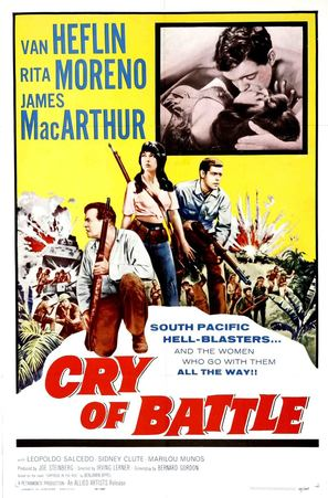 Cry of Battle - Movie Poster (thumbnail)