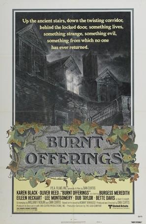 Burnt Offerings - Movie Poster (thumbnail)