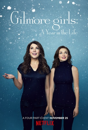 Gilmore Girls: A Year in the Life - Movie Poster (thumbnail)