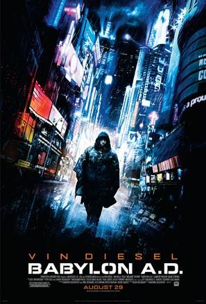 Babylon A.D. - Movie Poster (thumbnail)