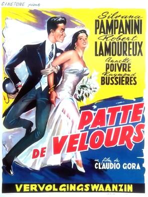 L'incantevole nemica - Belgian Movie Poster (thumbnail)