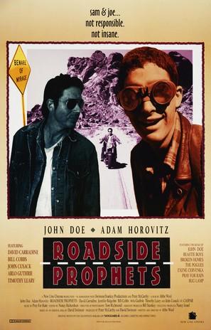 Roadside Prophets - Movie Poster (thumbnail)
