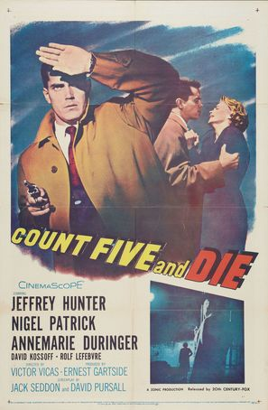 Count Five and Die - Movie Poster (thumbnail)