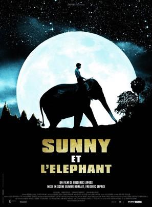Sunny et l'éléphant