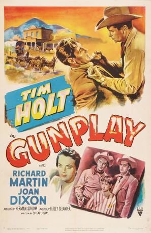 Gunplay - Movie Poster (thumbnail)