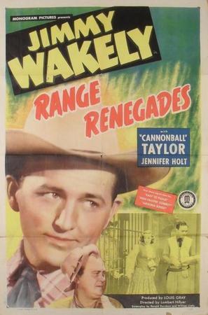 Range Renegades - Movie Poster (thumbnail)