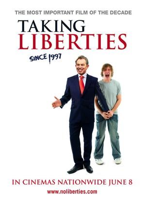 Taking Liberties - British Movie Poster (thumbnail)