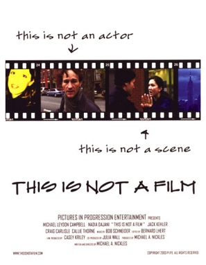 This Is Not a Film - poster (thumbnail)