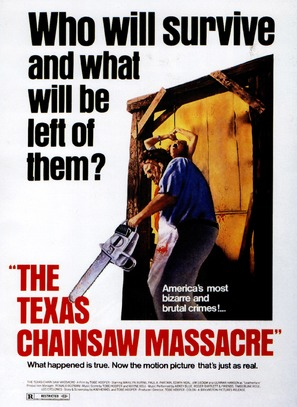 The Texas Chain Saw Massacre - Movie Poster (thumbnail)