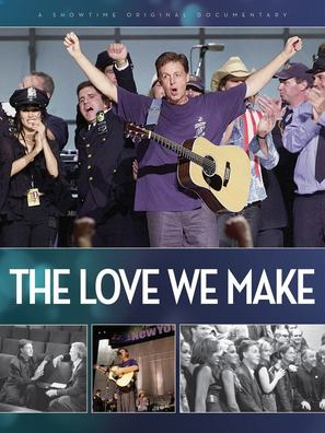 The Love We Make - Movie Poster (thumbnail)