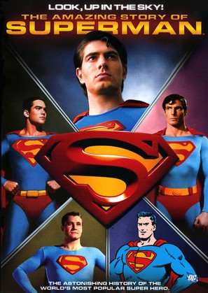 Look, Up in the Sky: The Amazing Story of Superman - poster (thumbnail)
