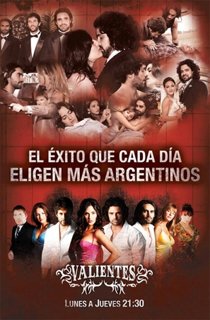 """Valientes"" - Movie Poster (thumbnail)"