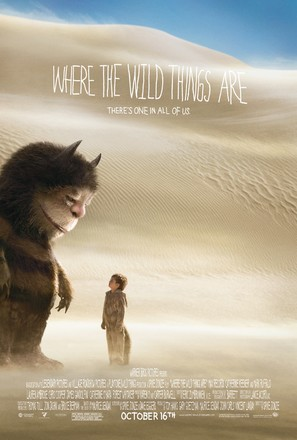 Where the Wild Things Are - Movie Poster (thumbnail)