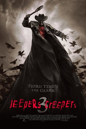 Jeepers Creepers 3 - Movie Poster (thumbnail)