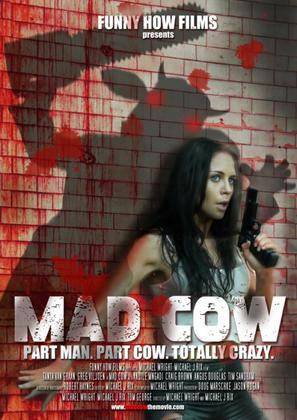 Mad Cow - South African Movie Poster (thumbnail)