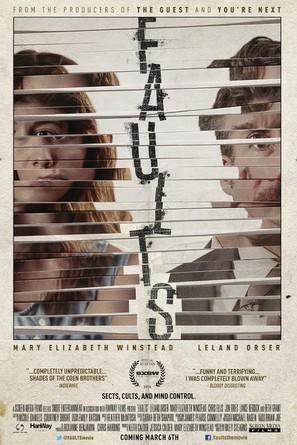 Faults - Movie Poster (thumbnail)