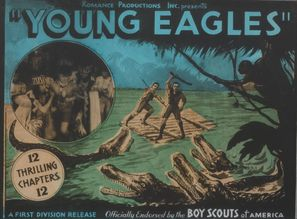 Young Eagles - Movie Poster (thumbnail)