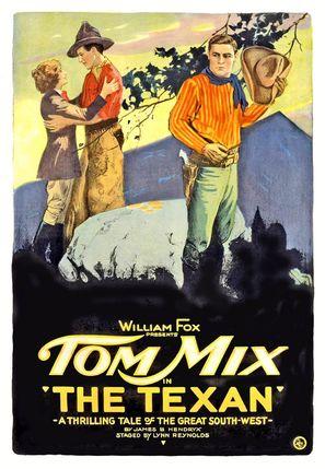 The Texan - Movie Poster (thumbnail)