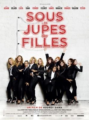 Sous les jupes des filles - French Movie Poster (thumbnail)