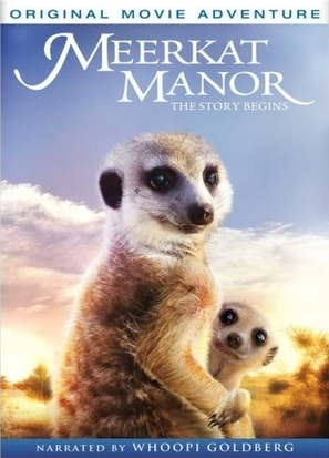 Meerkat Manor: The Story Begins - Movie Cover (thumbnail)