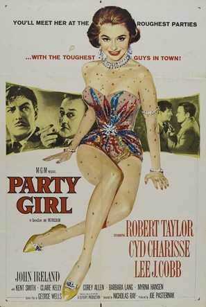 Party Girl - Movie Poster (thumbnail)