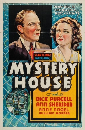 Mystery House - Movie Poster (thumbnail)